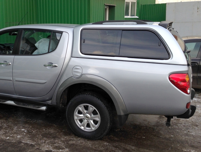 Кунги для Mitsubishi L Triton | Ремонт авто - продажа КАСКО, ОСАГО | 604x800